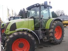 Used Claas ARES657AT