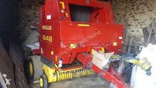 Used Holland 648 AUT