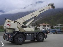 Used 2002 Terex Bend