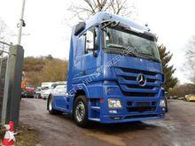 2011 Mercedes 1846 LS/ Mega Spa