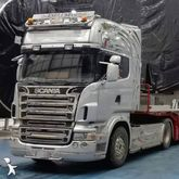 Used 2008 Scania in
