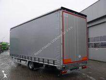 Redos 10 990kg DMC, NOWA, BPW,