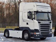 Scania R 410 / STREAMLINE / RET