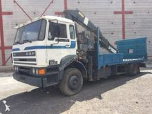 Used 1987 DAF fltbed