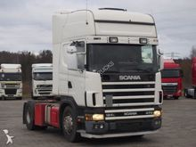 Used Scania R 124 in