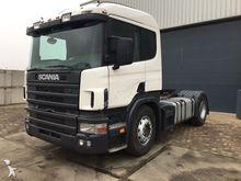 Used 1996 Scania 124