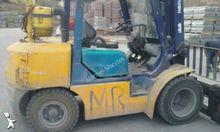 Used 2000 Komatsu 40