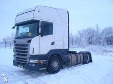 2011 Scania 420
