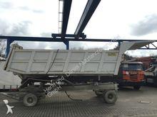 2002 tipper truck Mrrel Mulde K