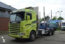 1997 Scania 144G-460 6x4 / Sche