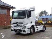 2012 Mercedes 1845 4x2 Retarder