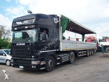 Used 2002 Scania R16
