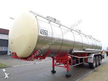 1983 Gofa 3-Axle Chemical Tank