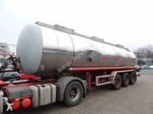 1985 Gofa Chemietanker Tankaufb