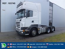 2011 Scania R560 DOUBLE BOOGIE