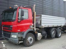2011 DAF FAG 85.460 DSK Schwarz
