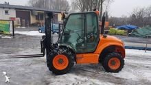 Used 2010 Ausa X4 in