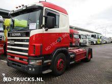 Used 2001 Scania 124
