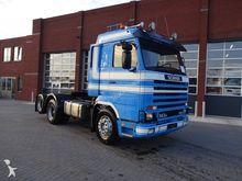 1995 Scania R143 450 top/stream