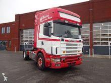 2001 Scania R164 480 topl manue