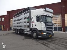 2008 Scania LB 6x2 MNB 4 deks v