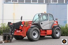 Used Manitou MT-1840
