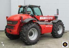 Used Manitou MLT-627