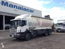 2000 Scania 114G380