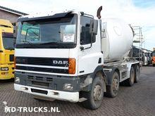 1995 DAF 85 330 ATI 8x4 steel m