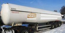 2005 Dromech LPG distribution