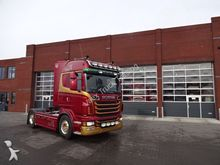2011 Scania R730 King off the R