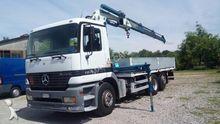 2001 Mercedes ACTROS 1831 CASSO