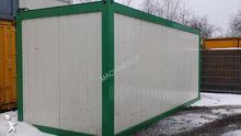 Condecta Bürocontainer/ Wohncon