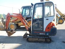 Used 2008 Kubot KX41