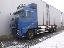 Volvo FH16.600 TIMBER TRUCK EUR