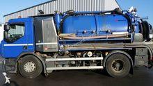 Reult sewer cleer truck Euro 4