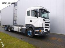 Used 2010 Scania R56