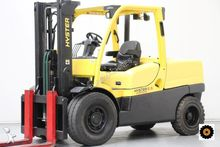 2011 Hyster H5.5FT- SPEC CONTAI