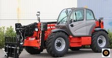 Used Manitou MT1840