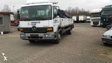 2003 Mercedes 1223L timber truc