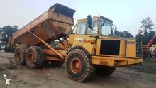 1998 Volvo A 25 C rticulted dum