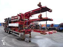 2006 Schweriner stack of 3x 40F