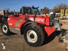 Used Manitou in Seil
