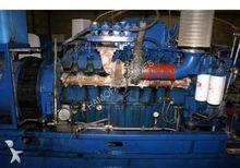 Used motor MTU 18V20