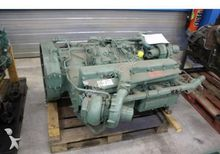 Used motor DAF LT 16