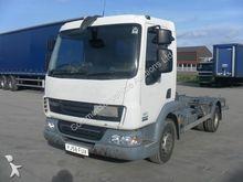 Used 2008 DAF LF 45.