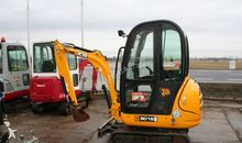 Used JCB 8018 CTS in