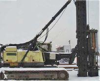 1997 Banut 800 Piling rig / Ram