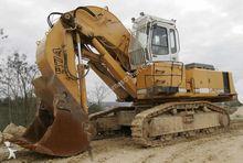 Liebherr R974BHD  Mining excava