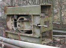 Used 1985 crusher in